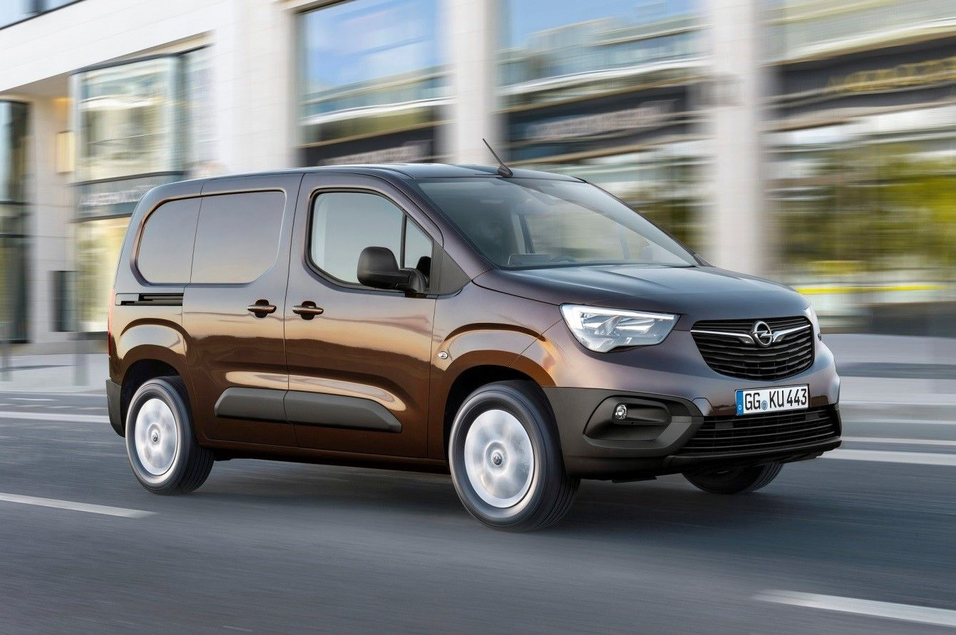 Nueva Opel Combo Cargo