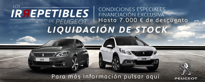 Los irrepetibles Peugeot