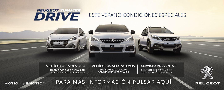 ESTE VERANO CONDICIONES ESPECIALES EN AUTOMÓVILES TORREGROSA