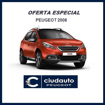 Peugeot 2008 Allure PureTech 110 S&S MAN 5 Vel. Rojo Ultimate