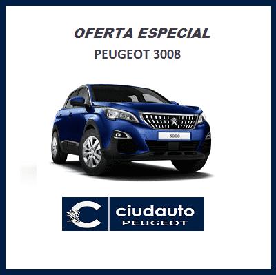 Peugeot 3008 GT Line BlueHDi 130 S&S 6vel MAN €6.2 Azul Magnético