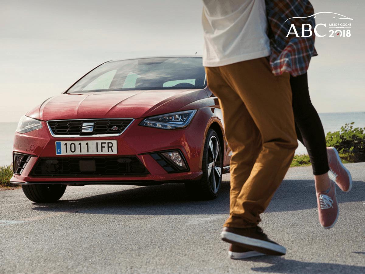 SEAT Ibiza, el mejor coche del año por sólo 9.990€. ¡Aprovecha esta oferta hasta final de mes!