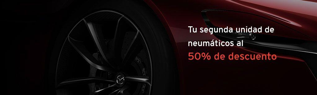 Oferta de postventa: 50% en neumáticos