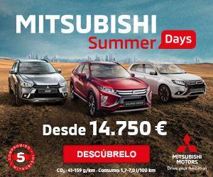 Condiciones Oferta Mitsubishi Summer Days