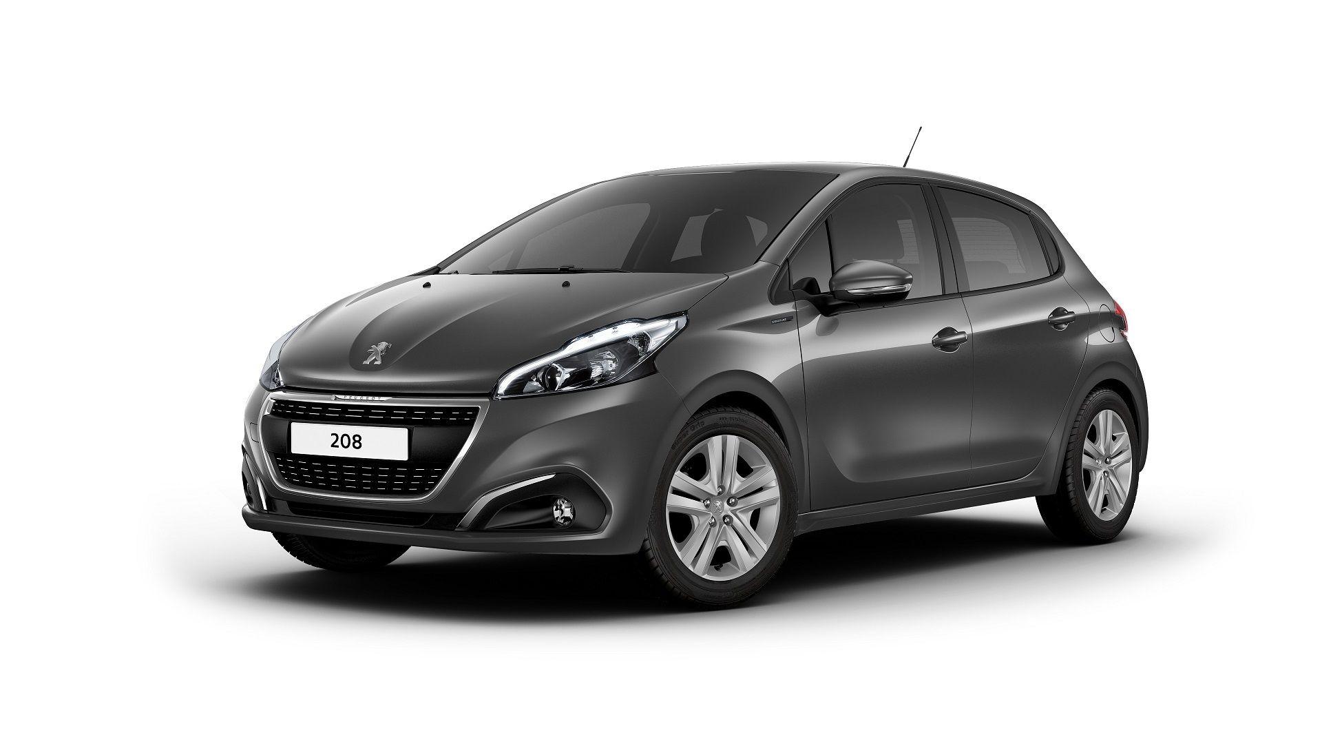 El Peugeot 208 renueva el corazón de su gama con la serie especial Signature