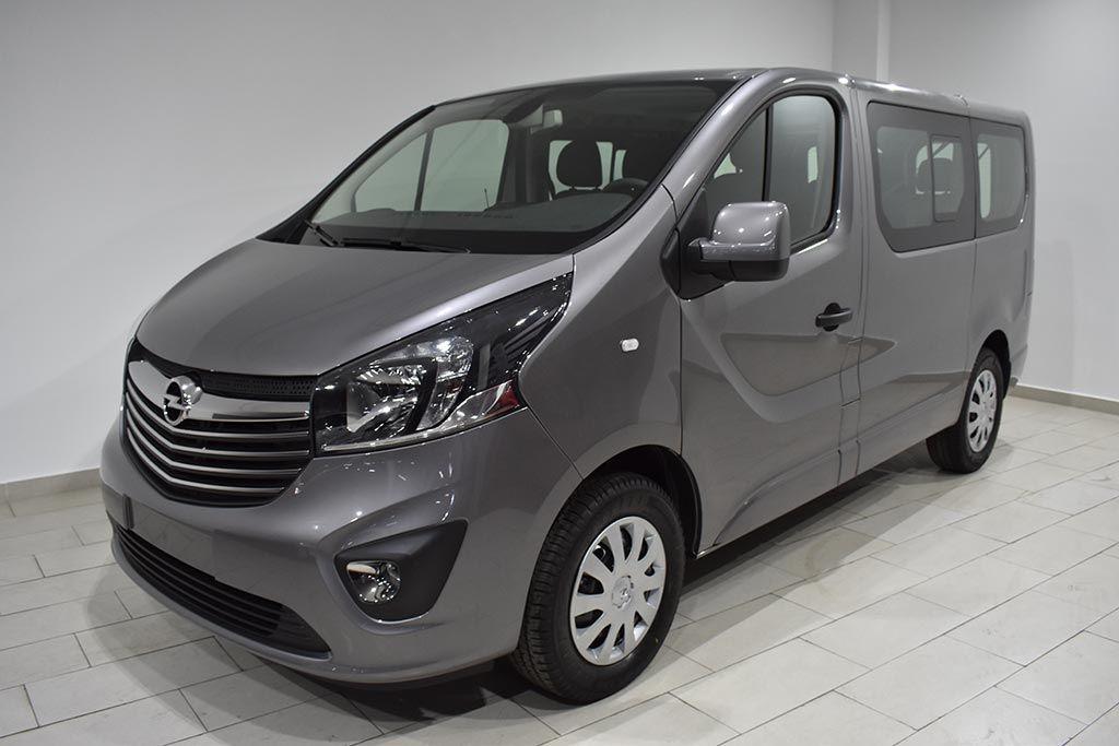 Oferta Opel Vivaro 168€ al mes