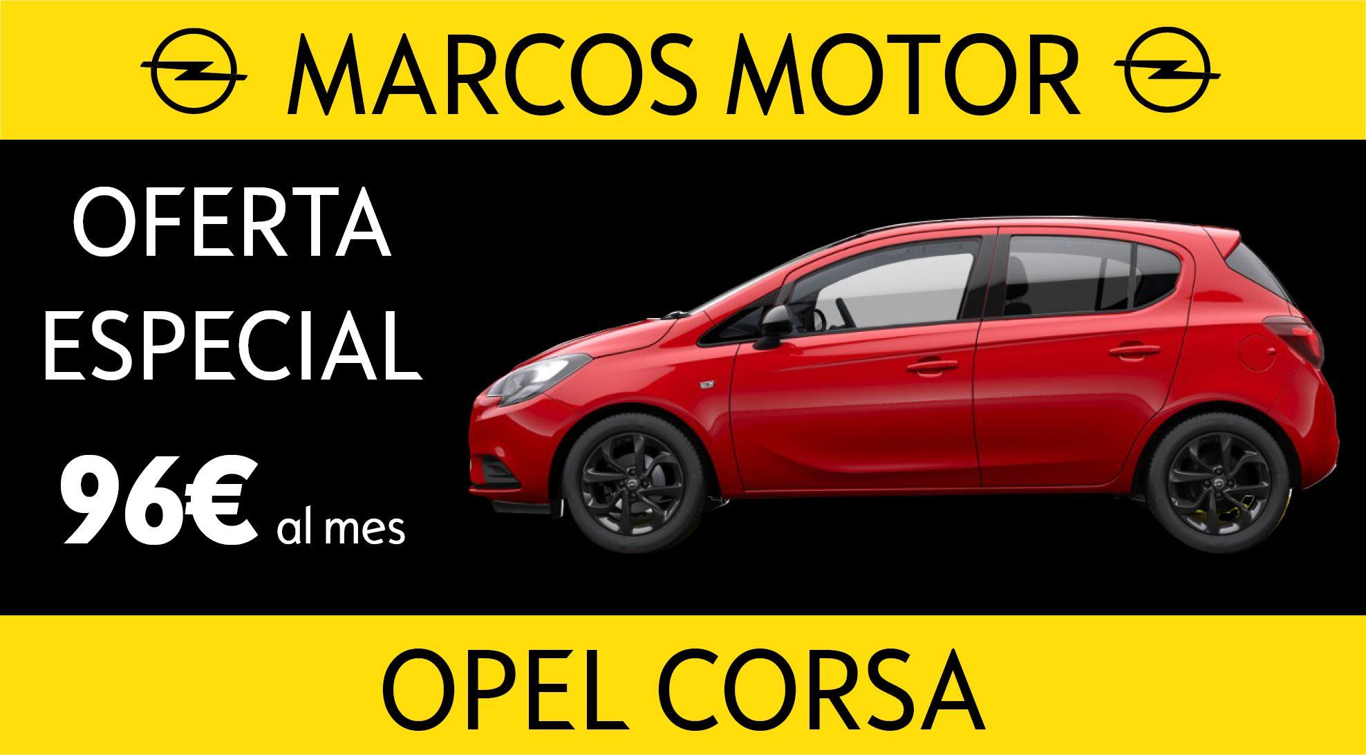 Opel Corsa Offer € 96 per month