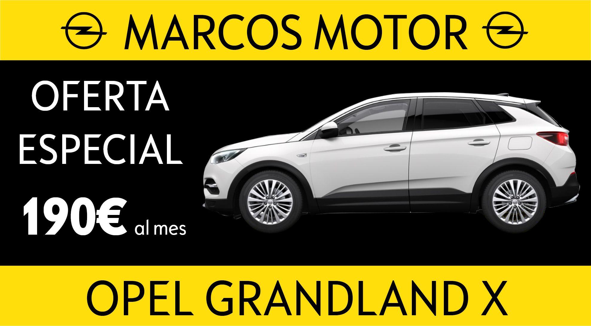 Opel Grandland X Offer € 190 per month