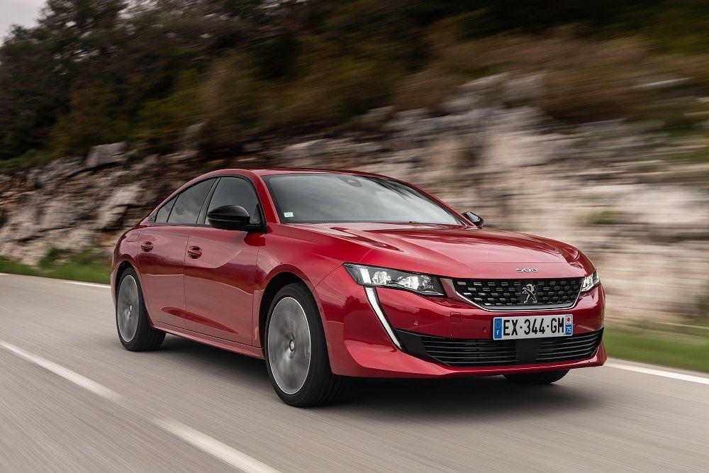 El Nuevo Peugeot 508 apuesta por la exclusividad y el refinamiento de la madera de zebrano