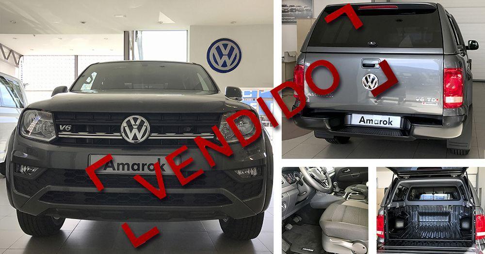Aprovecha nuestro precio especial stock si lo que buscas es un Volkswagen Amarok. Sentirás tracción total por él.