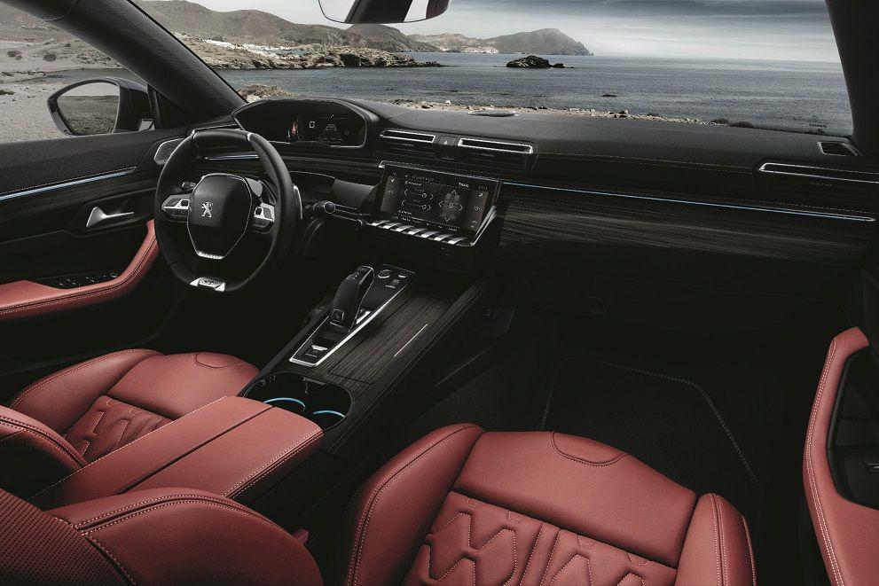 Nuevo Peugeot 508: el confort empieza por los asientos