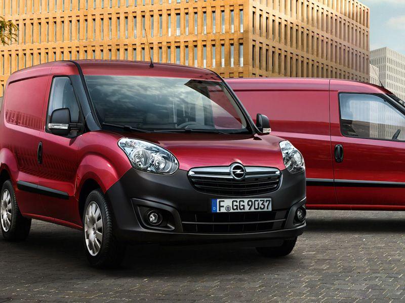 Nuevo Combo, seguridad y diseño en tu concesionario Opel de Huelva