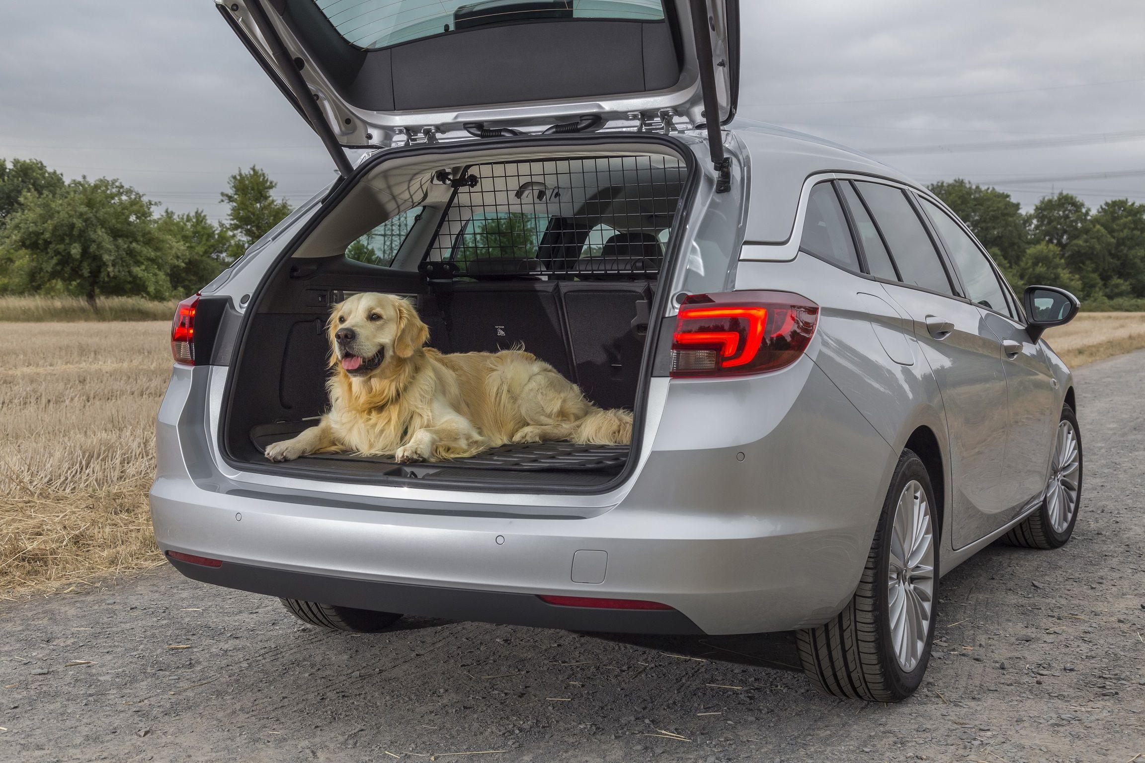 Viaja sin preocupaciones con Opel Astra y sus Accesorios Inteligentes