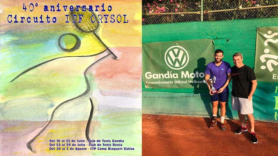 40 aniversario Circuito ITF Orysol