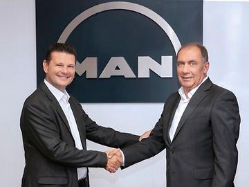 Francisco Valero, nuevo director de Post-Venta de MAN Truck & Bus Iberia