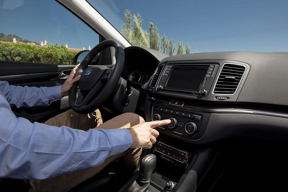 Posibles errores que cometes con el aire acondicionado de tu SEAT