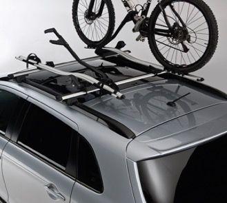 Porta bicicletas ASX aluminio y acero
