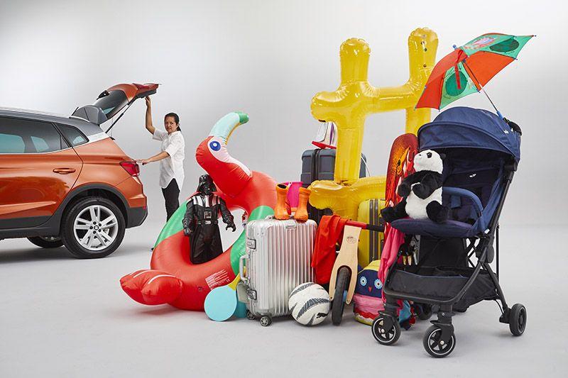 Organiza el maletero de tu SEAT con la filosofía KonMari