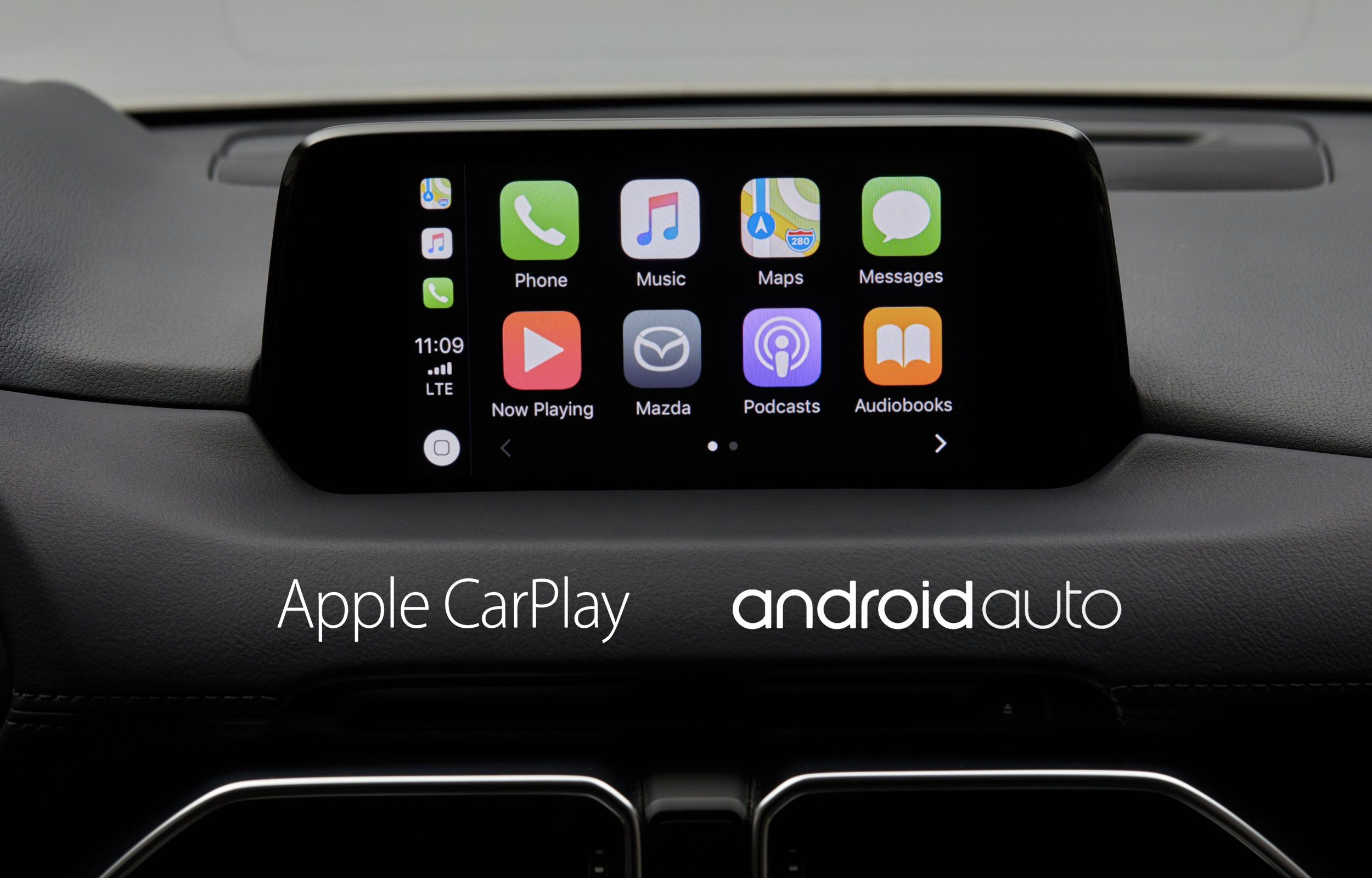 Actualización con Apple Car Play o Android Auto por 250€