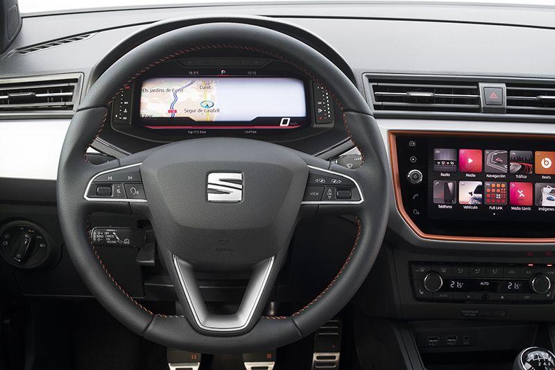 Digital Cockpit SEAT Arona y SEAT Ibiza, por fin una realidad