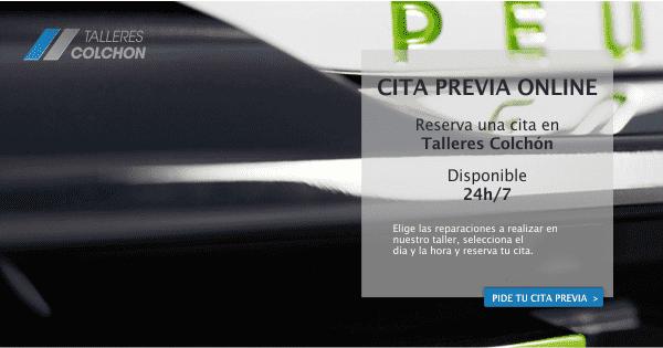 PIDE TU CITA PARA EL TALLER ONLINE EN PEUGEOT CHICLANA