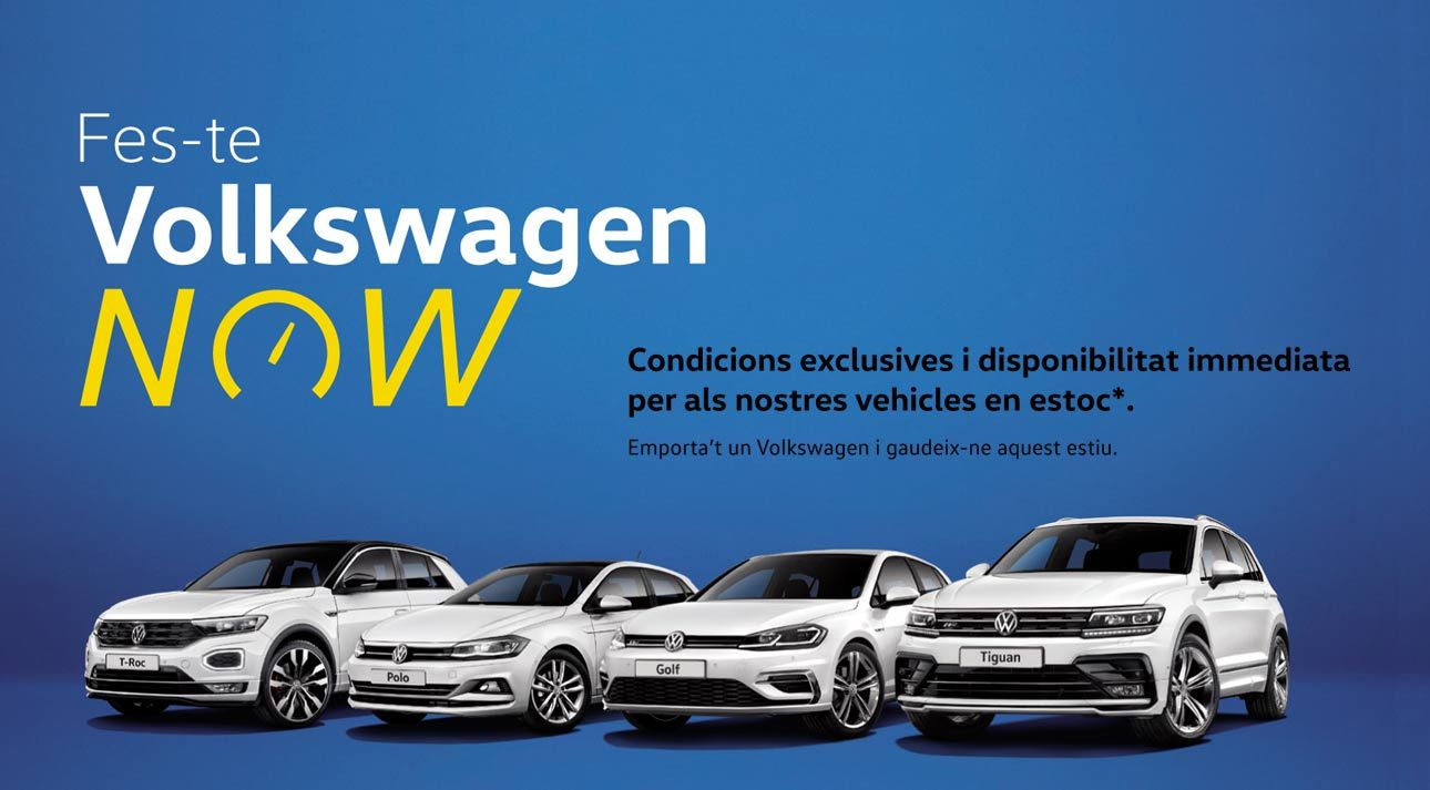 Volkswagen Now