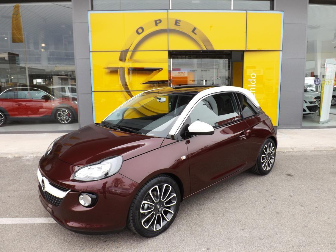 Oferta Opel Adam Agosto 2018