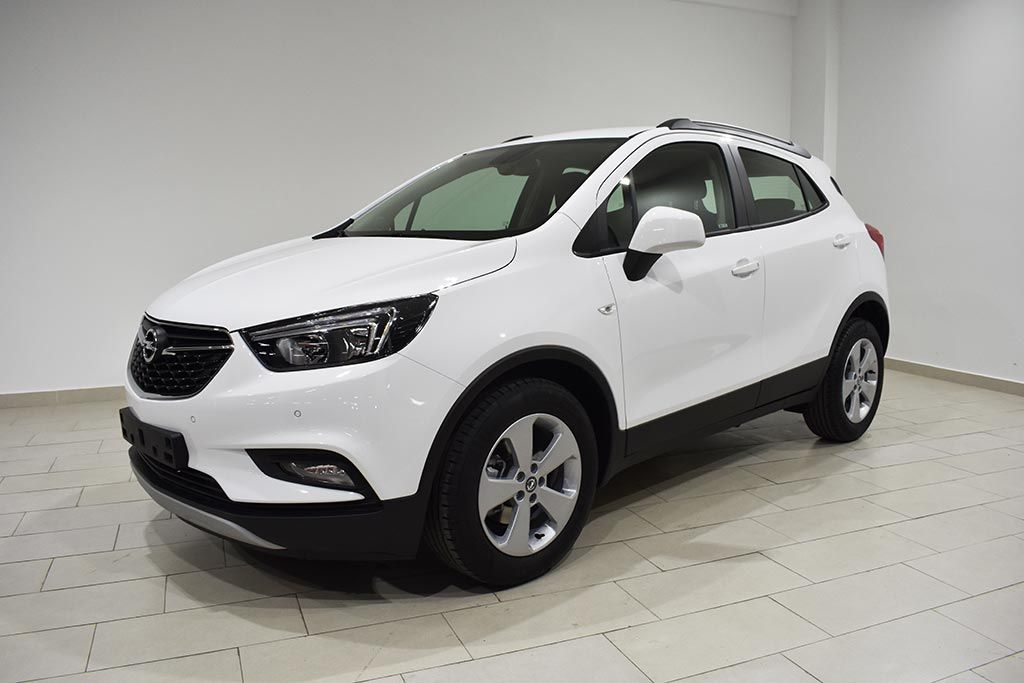Opel Mokka oferta Agosto