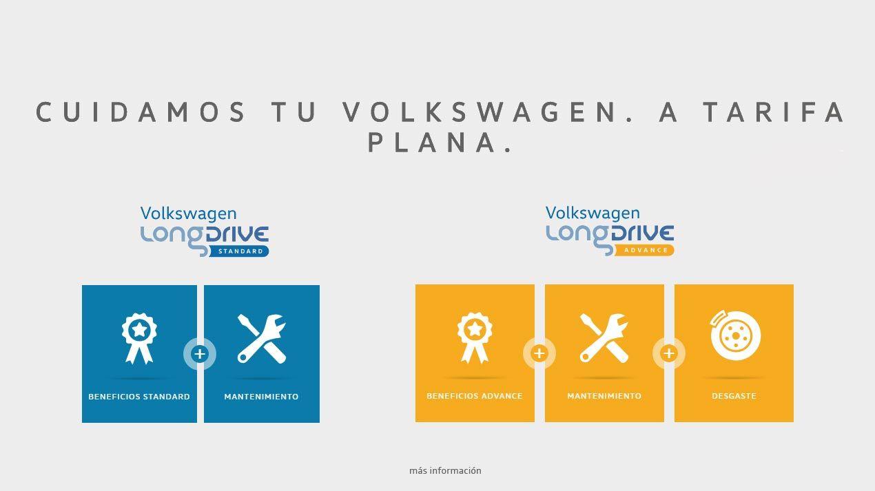 Cuidamos tu Volkswagen con tarifa plana