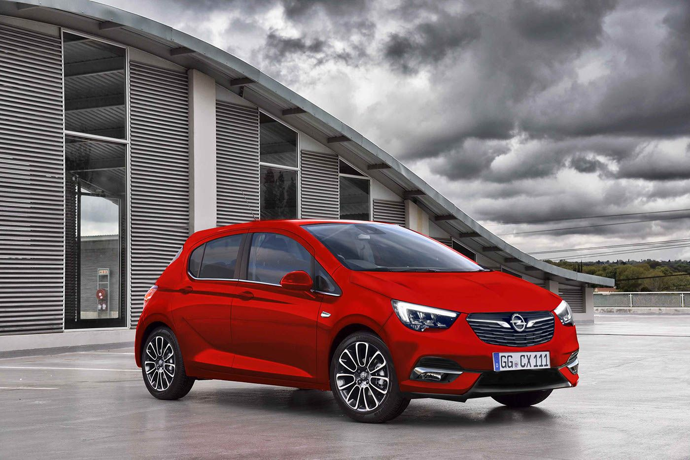 Opel Corsa 2019: el clásico reinventado