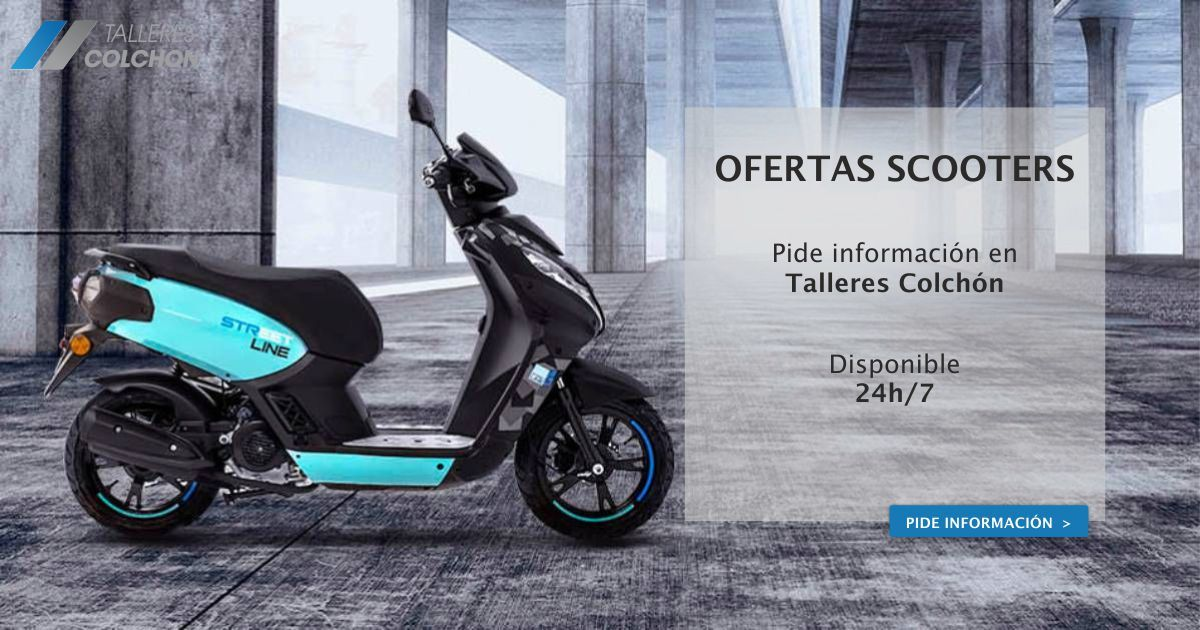OFERTAS SCOOTERS
