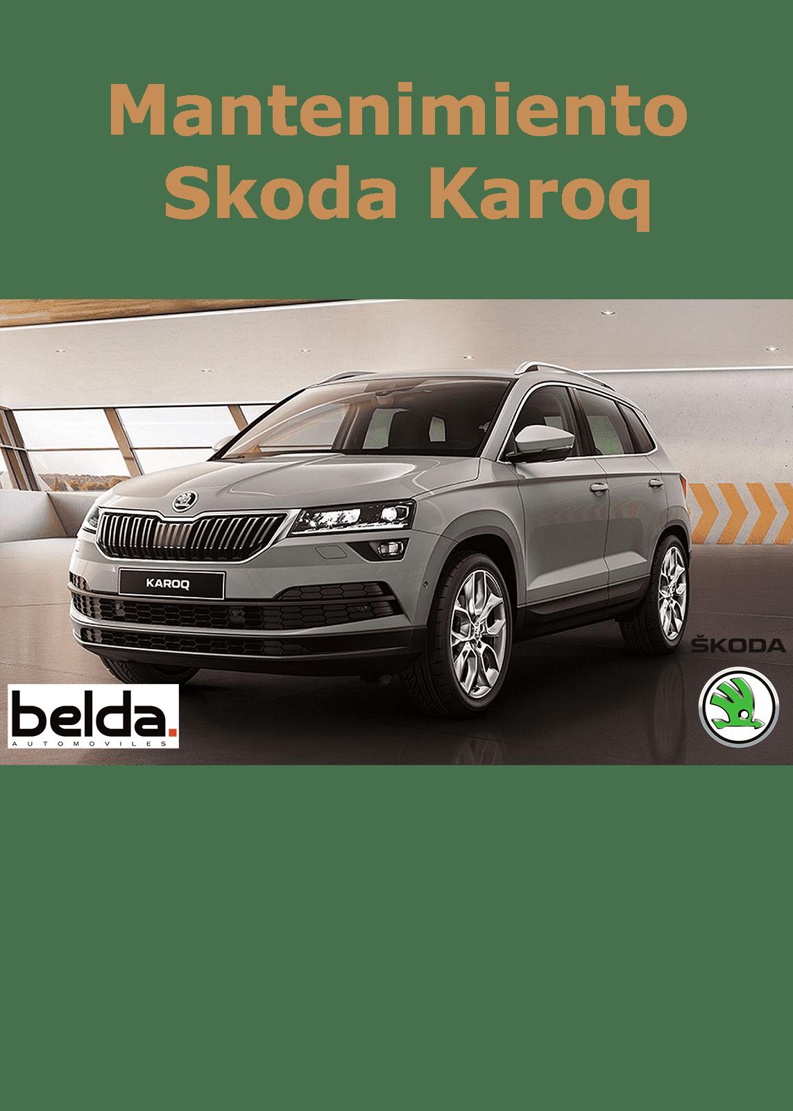 Todo lo que debes saber para realizar el mantenimiento del Skoda Karoq