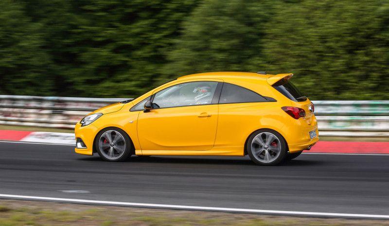 Ya a la venta el nuevo Opel Corsa GSi 2018