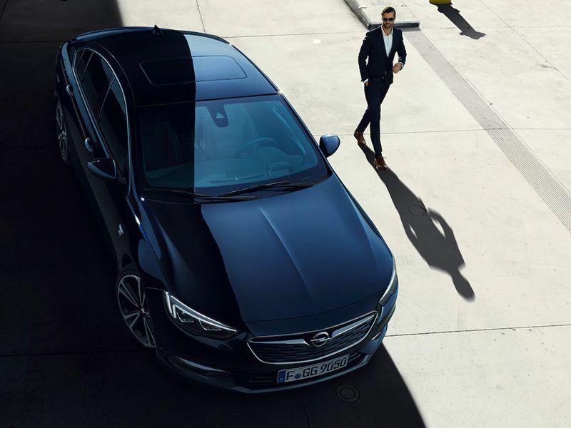 Opel refuerza la gama del Insignia con un nuevo motor de gasolina de 200 CV