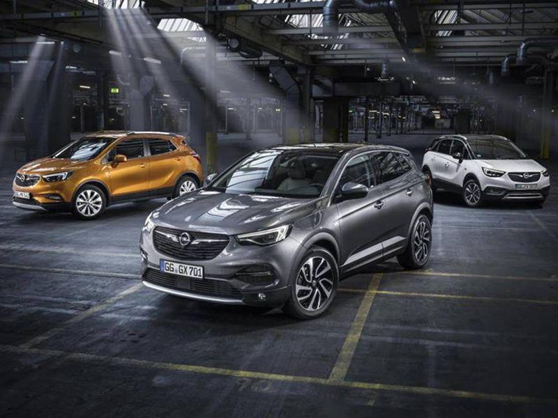 La familia SUV de Opel ahora al mejor precio en Diso Huelva