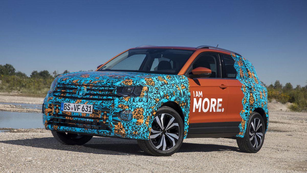 Se acerca el Volkswagen T-Cross
