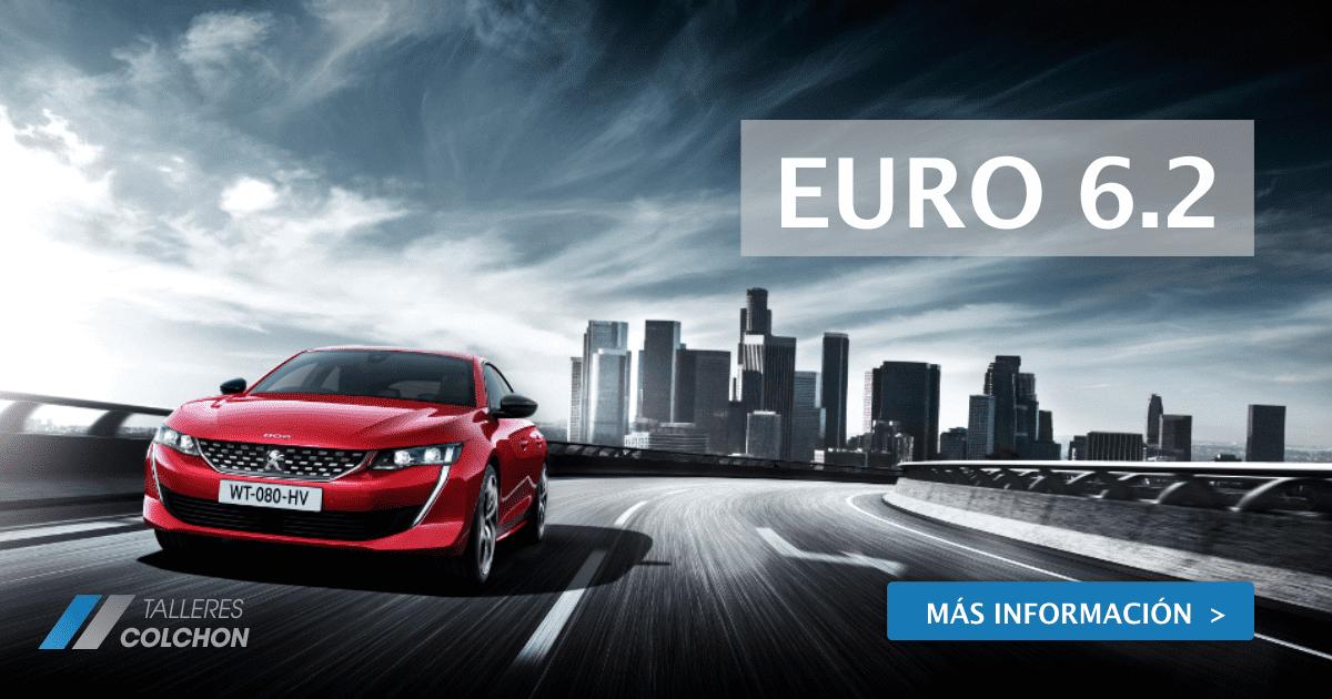 NORMATIVA EURO 6.2 – EL CAMBIO DE LAS REGLAS DEL SECTOR DEL AUTO