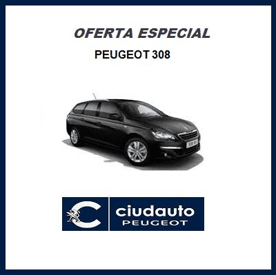 Nuevo Peugeot 308 5P Style BlueHDI 130 S&S 6vel MAN