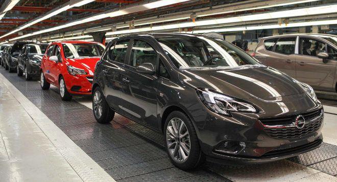 Figueruelas fabricará el nuevo Opel Corsa a partir de septiembre