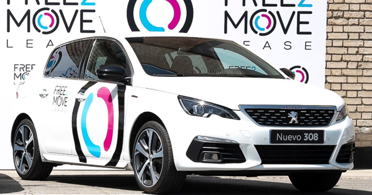 COCHES ALQUILER LARGA DURACIÓN, FREE2MOVE LEASE RENTING
