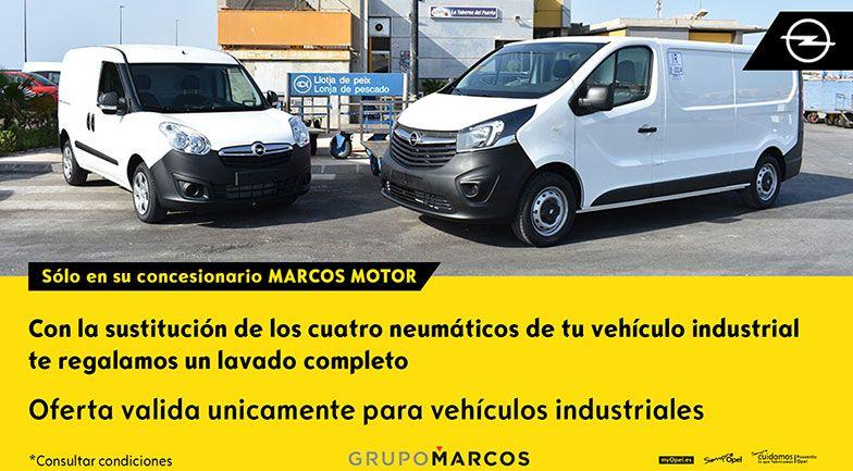 Oferta neumáticos VCL