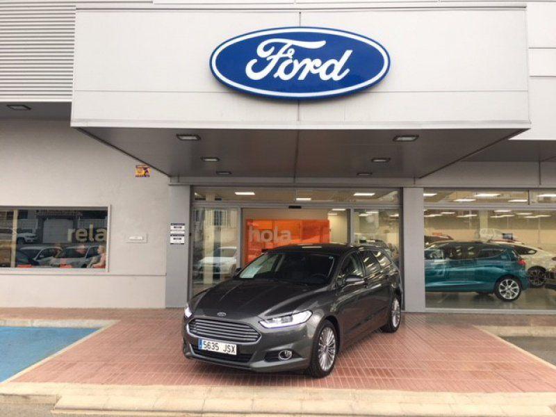[OFERTA] Ford Mondeo 4x4 TITANIUM