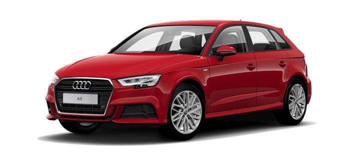 ¡Disfruta de Audi A3 Sportback S line edition!