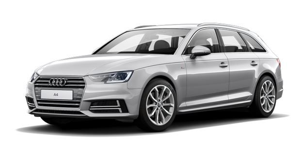 Audi A4 Avant S line Edition por solo 360€/mes*