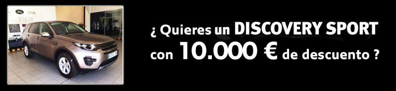 DISCOVERY SPORT CON 10.000 EUROS DE DESCUENTO