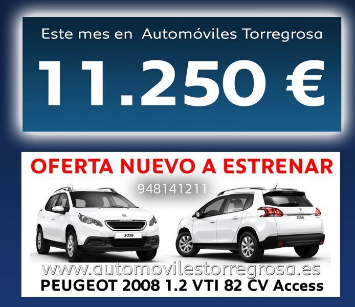 Oferta 2008 ACCESS VTI PureTech 82 CV POR 11.250 €