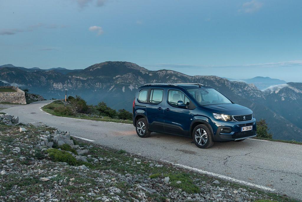 Nuevo Peugeot Rifter ya en DIMOLK: Fiabilidad y elegancia para todos los usos y terrenos