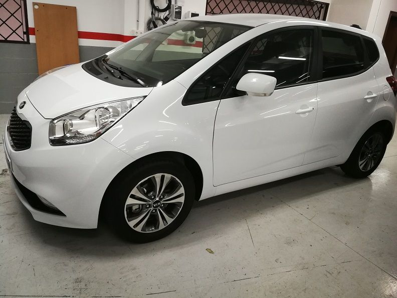 OPORTUNIDAD KM0 KIA VENGA 1.4 CVVT x-TECH 17 90 CV 12.300 €* ¡ SOLO 1 UNIDAD EN STOCK DISPONIBLE !