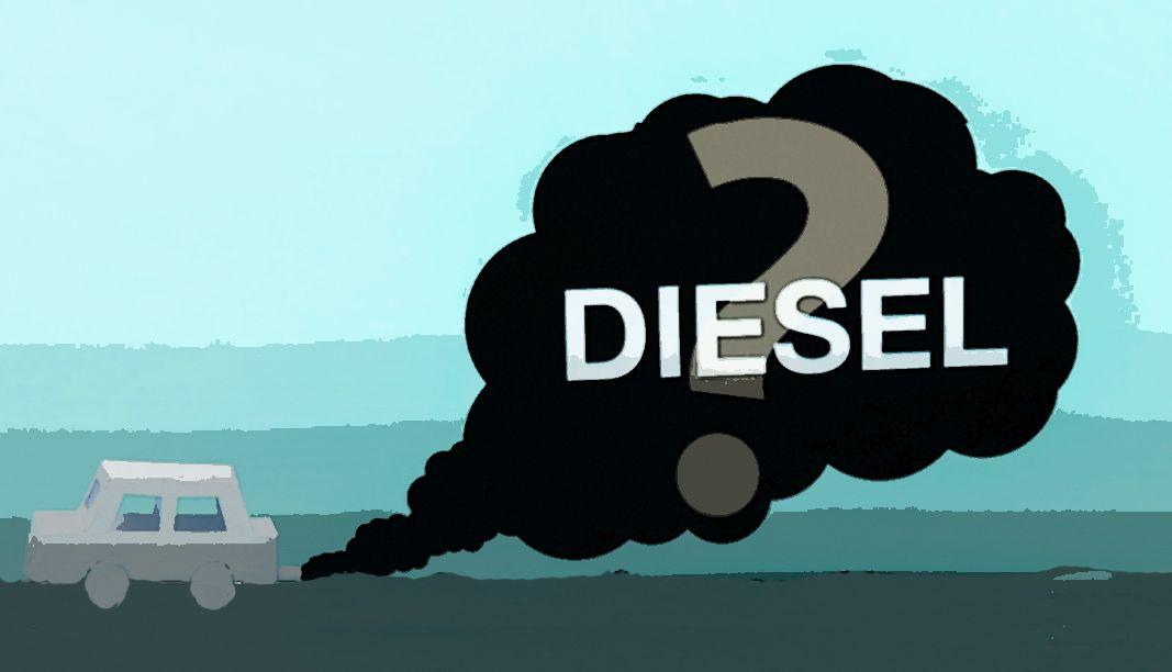 ¿Es más contaminante el diésel que la gasolina?