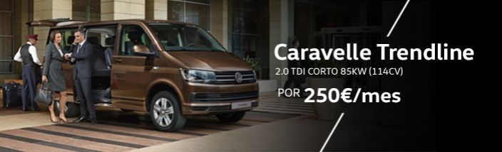 Caravelle desde 250€/mes